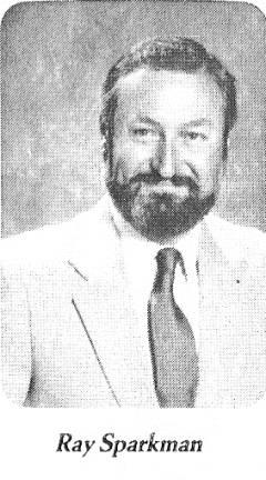 Ray Sparkman - 1986