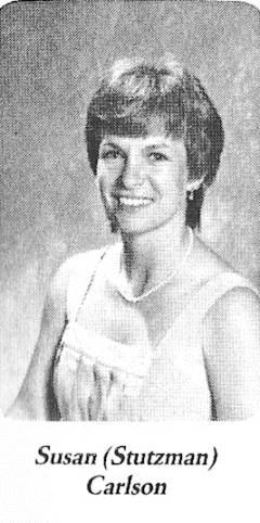 Susan Stutzman - 1986 reunion
