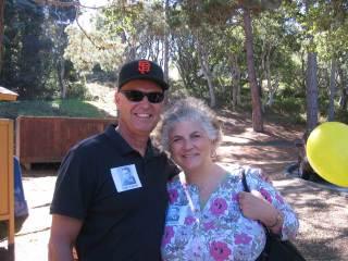 Frank and Connie Valentini - 2011 Reunion Picnic