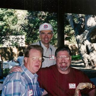 William Wyman - 1996 with Nix and Graham