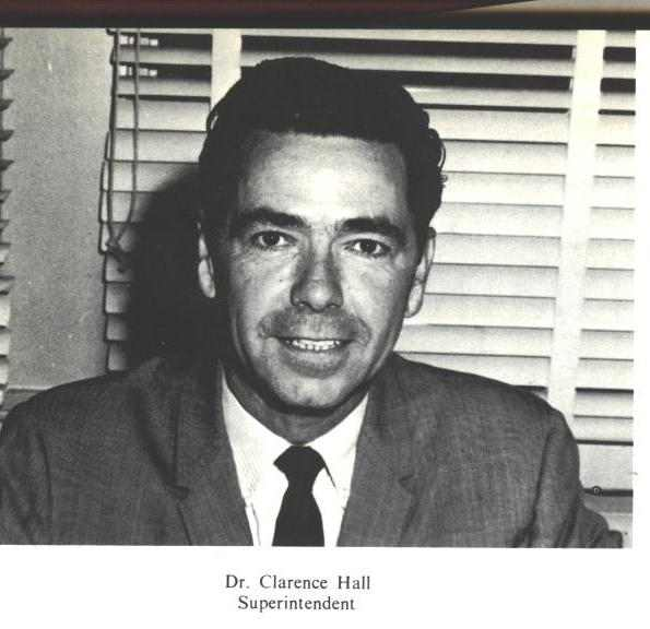Clarence Hall - 1968
