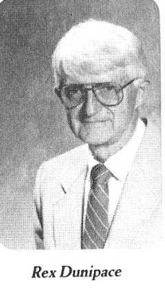 Rex Dunipace - 1986