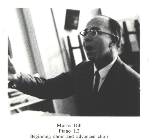 Morris Dill