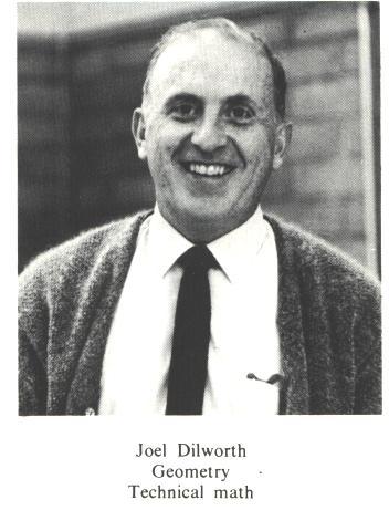 Joel Dilworth