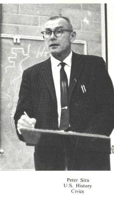 Peter Sira - 1968