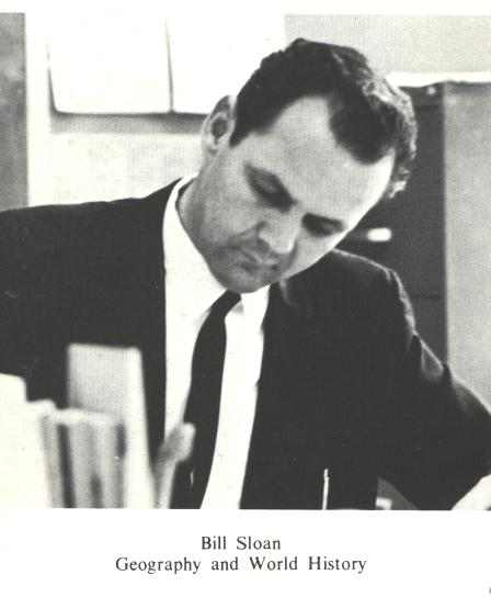 Bill Sloan - 1968