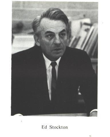 Ed Stockton - 1968