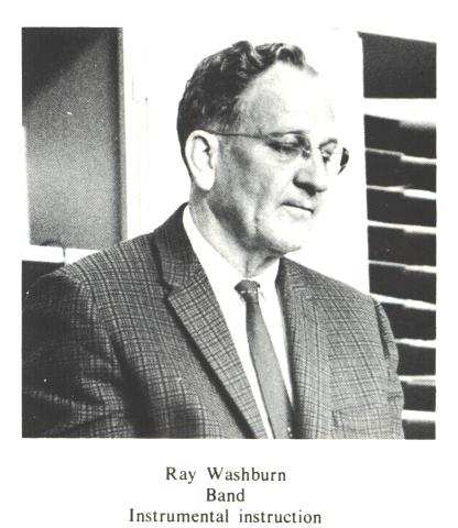 Ray Washburn