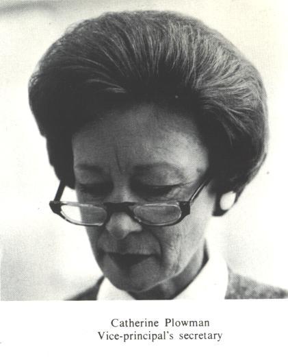 Catherine Plowman