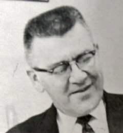 Wilfred Scholefield - 1966